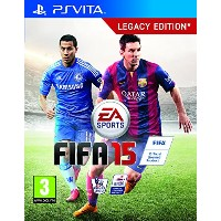 FIFA 15 (PS VITA) (輸入版)(UK Account required for online content)
