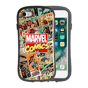 iFace First Class MARVEL iPhone8 / 7 ケース 耐衝撃 / コミック / HERO