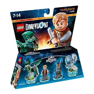 LEGO Dimensions Jurassic World Team Pack (輸入版)
