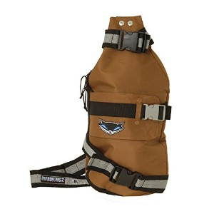 inFAMOUS 2 Cole MacGrath Sling Pack From Limited Collector's Edition Backpack Bag