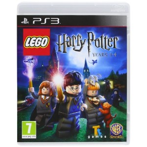 Lego Harry Potter: Years 1-4 (PS3) (輸入版)