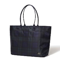 (ヘッド・ポーター) HEAD PORTER | HIGHLAND | TOTE BAG (M) GREEN