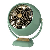 Vornado VFAN Jr. Vintage Air Circulator, Green by Vornado