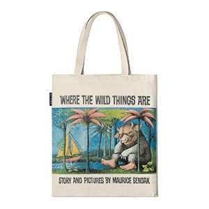 【Out of Print】 Maurice Sendak / WHERE THE WILD THINGS ARE Tote Bag