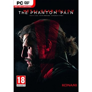 Metal Gear Solid V: The Phantom Pain - Day 1 Edition (PC DVD) (輸入版)