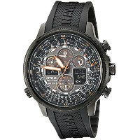 CITIZEN[シチズン] MODEL NO.jy8035-04e 逆輸入 Navihawk A-T Eco-Drive Perpetual Chrono Watch エコドライブ ナビホーク...