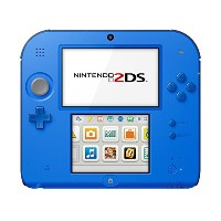Nintendo Nintendo 2DS-Electric Blue 2 w/Mario Kart 7 - Nintendo 2DS(米国並行輸入品)