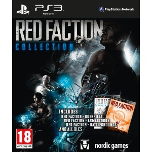 Red Faction Collection (PS3) (輸入版)