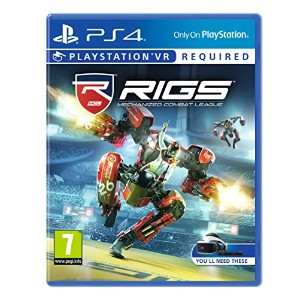 RIGS: Mechanized Combat League (PSVR) - Imported