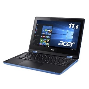 Acer ノートパソコン Aspire R3-131T-H14D/BF Windows10/Microsoft Office/11.6インチ/4G/500GB/スカイブルー