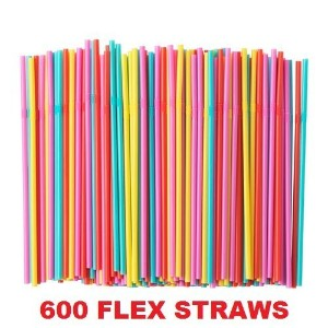 Ikea Soda Straws Flexible by Ikea