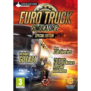 Euro Truck Simulator 2 - Special Edition (Digital Download) (PC CODE) (輸入版) (UK Account required...