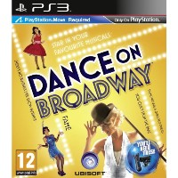 Dance on Broadway - Move Required (PS3) (輸入版)