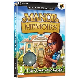 Manor Memoirs - Collector's Edition (PC DVD) (輸入版)