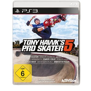 Tony Hawk's Pro Skater Pro 5 (PlayStation PS 3)