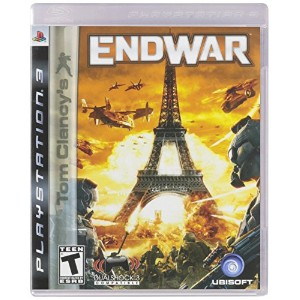 (PS3)TOM CLANCY's END WAR(輸入版:北米版)