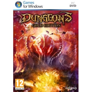 Dungeons Gold Edition (PC) (輸入版)