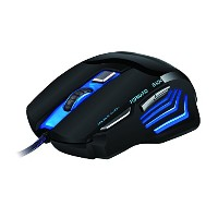 AULA Ghost Shark Black 400-2000 DPI Wired USB Expert PC Gaming Mouse  AULAゴーストシャーク黒400から2000...