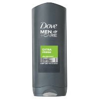 Dove for Men Extra Fresh Body and Face Wash 250 ml-DefaultVariant