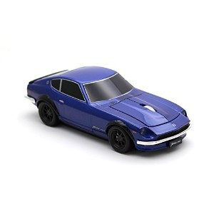 [Cassette Car Mouse]日産フェアレディ 240Z(NISSAN Fairlady Z) ミッドナイトブルー ワイヤレスマウス