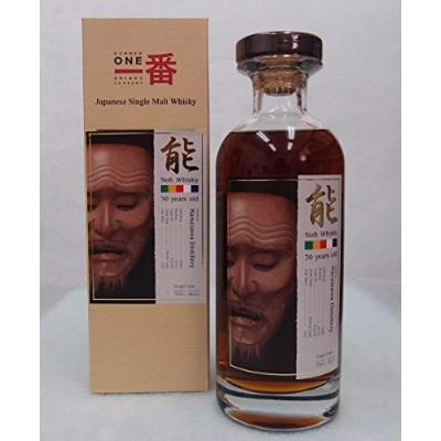 軽井沢 能 30年 1984-2015 58.2% 700ml Japanese Single Cask Whisky