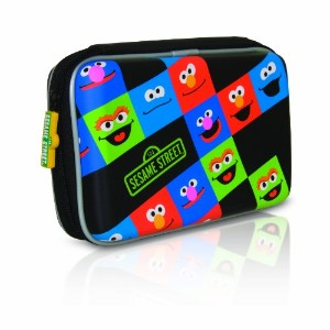 DS, DSi, DSi XL Sesame Street Friends Soft Case