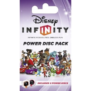 Disney Infinity EU 2-Power Disks Series 3 Pack (Xbox 360/PS3/Nintendo Wii/Wii U/3DS) (輸入版)