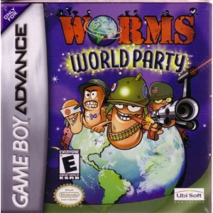 Worm's World Party / Game