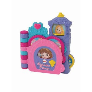 Fisher-Price Disney Infant - Princess Peek-A-Boo Book [並行輸入品]