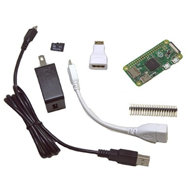 【Pi Zero+Base Kit】 Raspberry Pi Zero+Base Kit