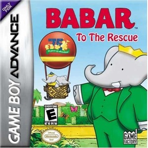 Babar to the Rescue (輸入版)