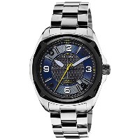 ブローバ Bulova Men's 98B224 Precisionist Analog Display Japanese Quartz Watch [並行輸入品]