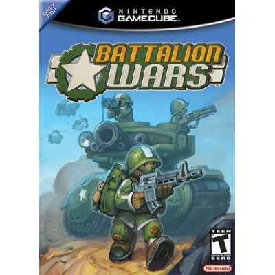 Battallion Wars / Game