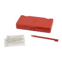 DS Lite Game Storage Kit - Red (輸入版)
