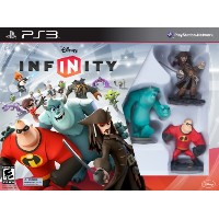 DISNEY INFINITY Starter Pack PS3 (including Syndrome and Power Disc Pack) (輸入版)