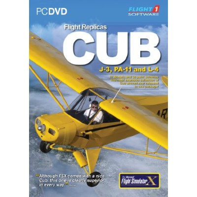 Flight Replicas Cub (PC) (輸入版)