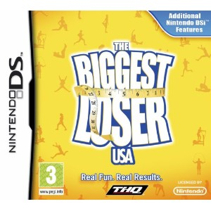 The Biggest Loser (Nintendo DS) (輸入版)