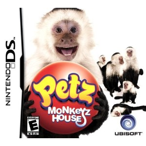 Petz Monkeyz House (輸入版:北米) DS