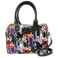Disney Villains Pebble Duffle
