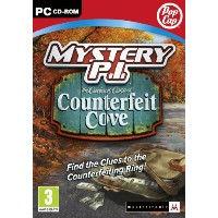 Mystery P.I. - The Curious Case of Counterfeit Cove (PC DVD) (輸入版)