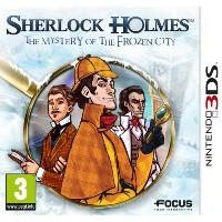 Sherlock Holmes : the mystery of the frozen city [import anglais]