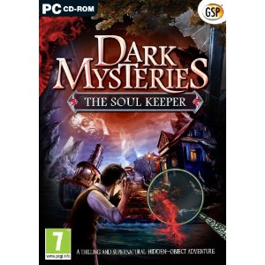 Dark Mysteries - The Soul Keeper - Collector's Edition (PC DVD) (輸入版)