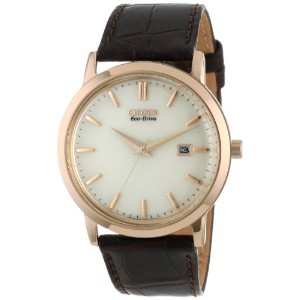 [シチズン]Citizen 腕時計 Eco-Drive Rose Gold Tone Date Watch BM7193-07B メンズ [並行輸入品]