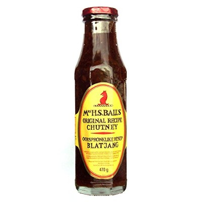 Mrs H.S.Ball's Original Recipe Chutney 375 ml