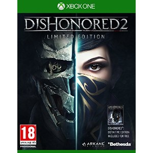 Dishonored 2 Limited Edition (Xbox One) (輸入版)