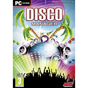 Disco Manager (PC CD) (輸入版)