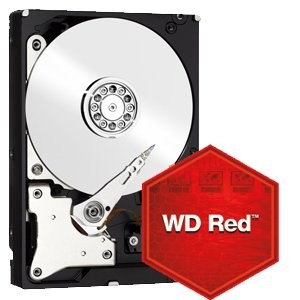 WESTERN DIGITAL ハードディスクドライブ(内蔵) バルク品 WD10EFRX WD Red 1TB