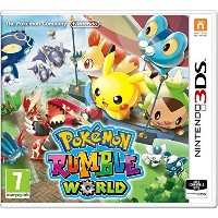 Pokemon Rumble World 3DS by Nintendo 欧州版