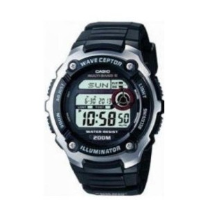 [カシオ] CASIO Waveceptor 電波時計 WV-200U-1AVEF [並行輸入品]