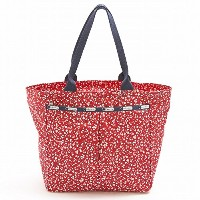 LeSportsac レスポートサック トートバッグ 7891 Everygirl Tote D838 Sailing Floral Red [並行輸入商品]